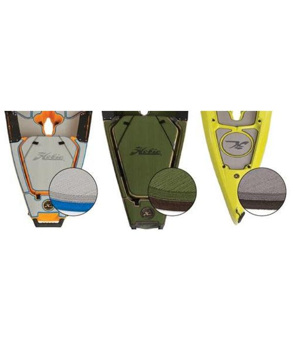 Hobie PA 12 Deck Pad Kit Interior Titanium/Blue