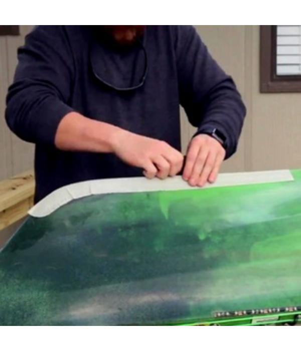 Gator Guards (New) Gator Patch Kayak Keel Protector & Repair