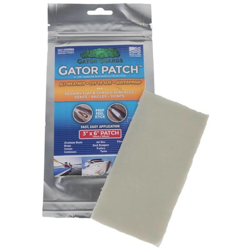 Gator Guards (New) Gator Patch Kayak Keel Protector & Repair