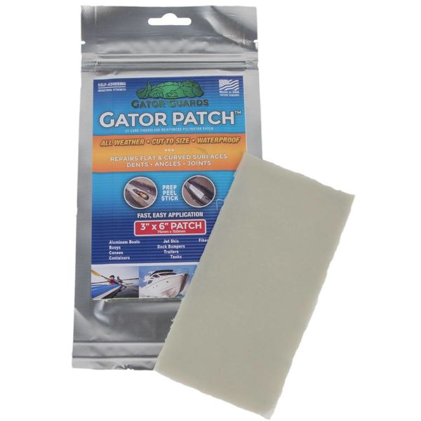 (New) Gator Patch Kayak Keel Protector & Repair
