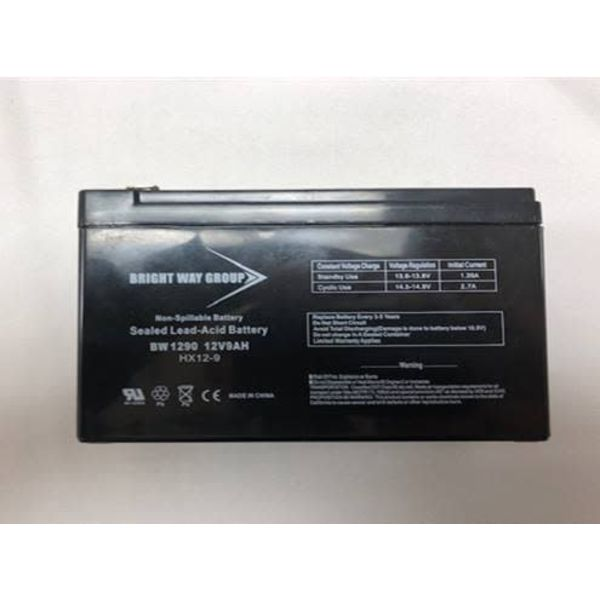 Battery 12V9A Sealed Lead Acid