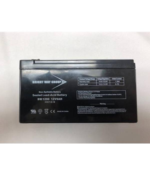 12V - 9 Amp SLA - Battery