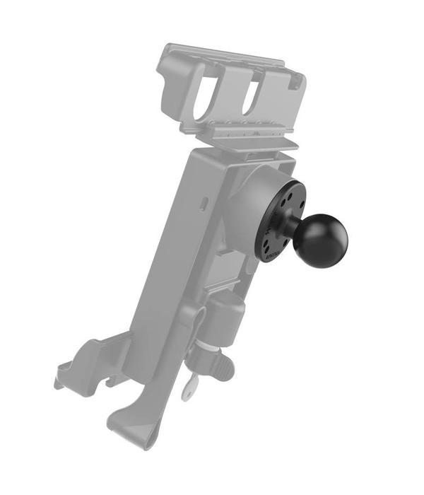 "RAM Mounts Round Plate With C Size 1.5"" Ball Aluminum Base"