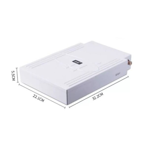 50ah Waterproof Lithium Battery With 10A Wall Charger