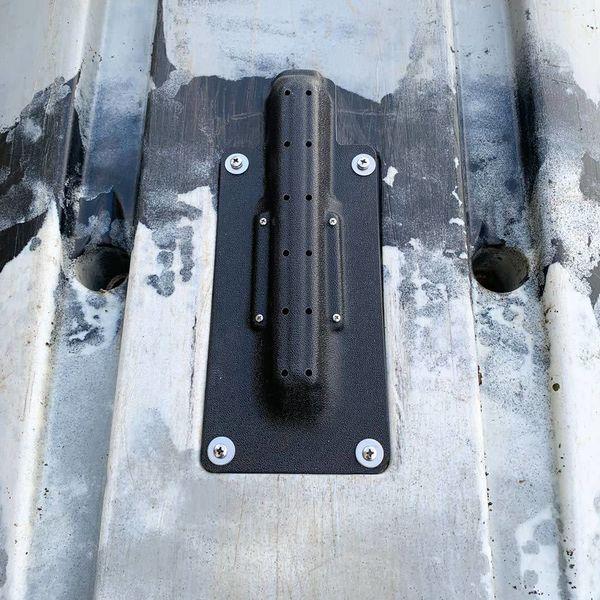 Vibe Lowrance TripleShot™ Transducer Mount