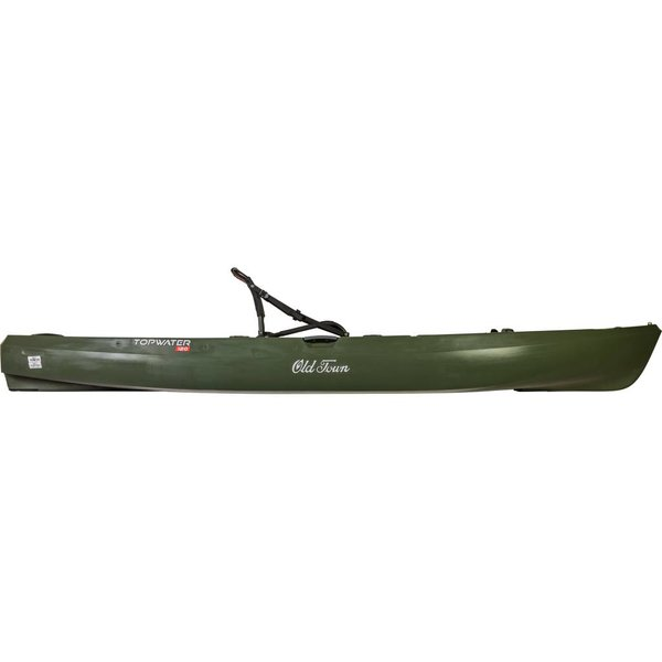 (Demo) 2019 Topwater 120 Olive