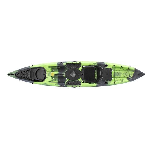 Malibu Kayaks (Demo) Stealth 14 With X-Seat Atomic Camo