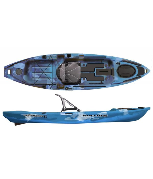 Native Watercraft (Prior Year Model) 2019 Slayer 12 XC