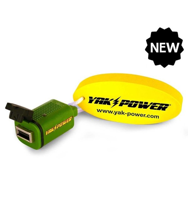 YakPower SAE To USB 3 amp Charging Dongle