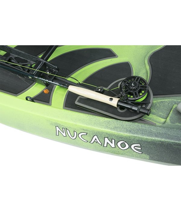 NuCanoe Fly Reel Dock