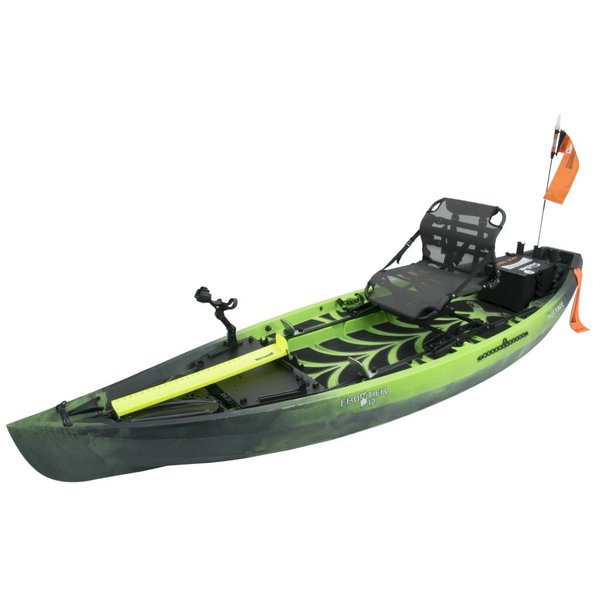 Frontier Tournament  Angler Package