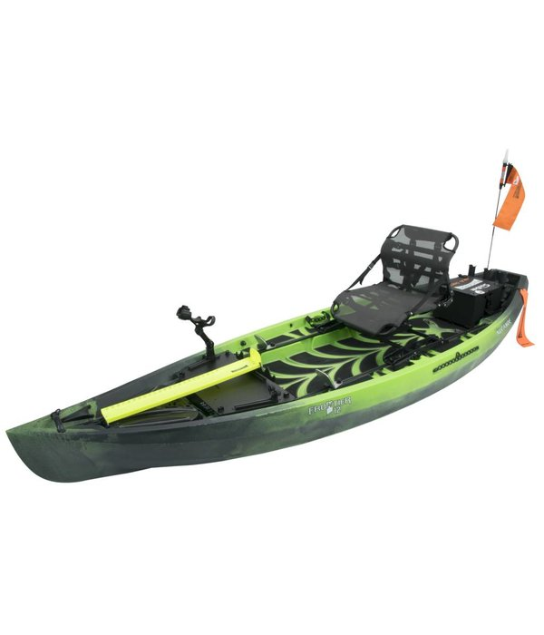 NuCanoe Frontier Tournament  Angler Package