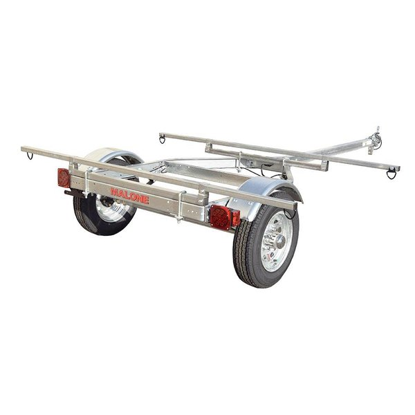 MicroSport Low Bed Trailer