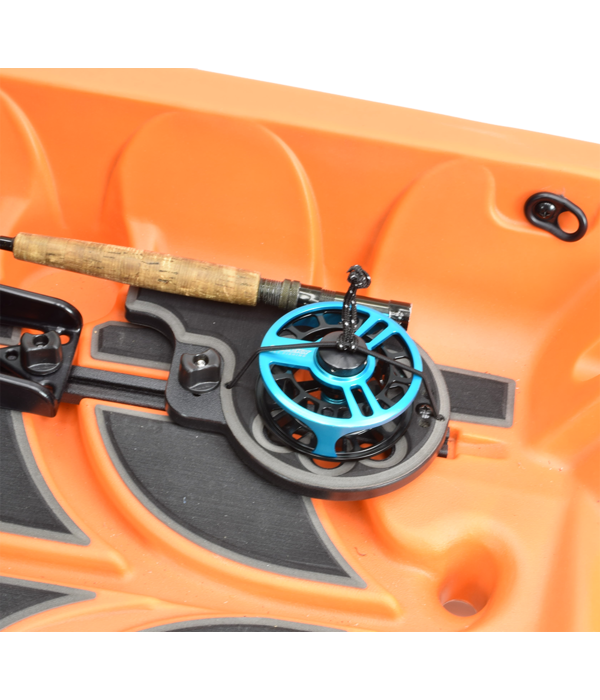 NuCanoe Pursuit Fly Angler Package