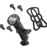 RAM Mounts X-Grip Universal Holder Track Base Unpacked