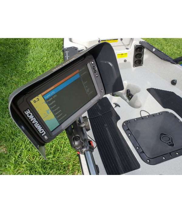 BerleyPro Lowrance 3 In 1 Ready Transducer Mount