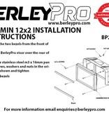 BerleyPro Garmin 12x2 1222 & 1242 Visor