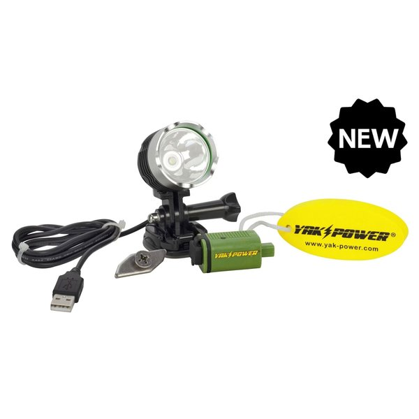 USB Spot And Safety Light -