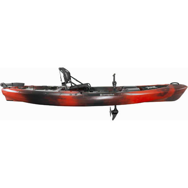 (Demo) 2017 Pescador Pilot 12 Red Tiger Camo