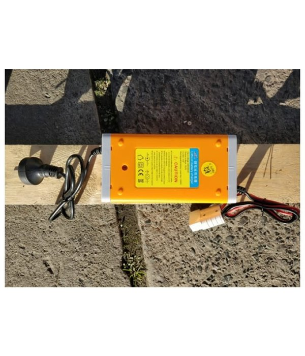 FPV-Power 50Ah Waterproof IP67 Rated Lithium Battery With 10A Wall Charger