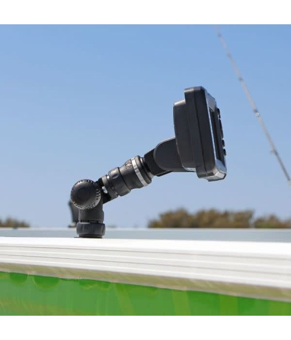 YakGear Fish Finder Mount R-Lock Hook 2