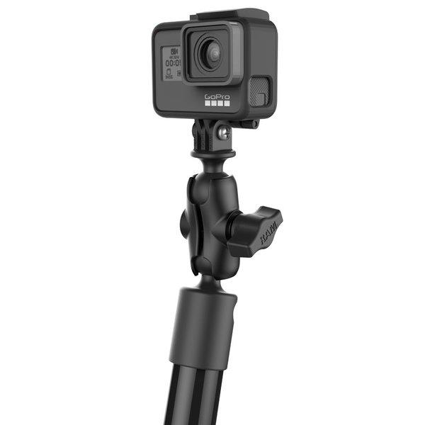 "RAM® Tough-Pole™ 30"" Socket Arm With Universal Camera Mount"