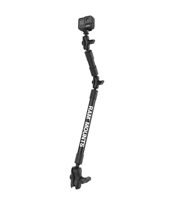 "RAM Mounts RAM® Tough-Pole™ 30"" Socket Arm With Universal Camera Mount"