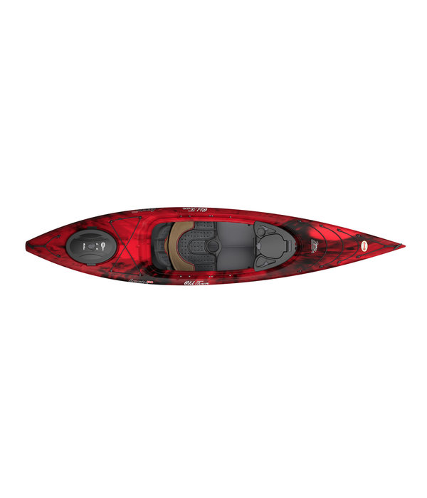 Old Town (Prior Year Model) 2019 Loon 120 Black Cherry
