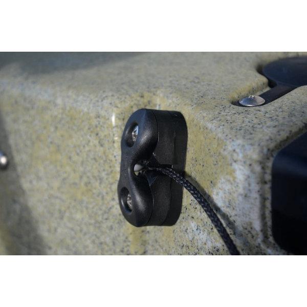 Pro Angler Rudder Cam Cleat