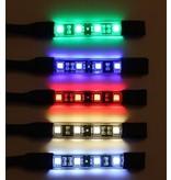 "SuperNova 6"" Green Led Lights"