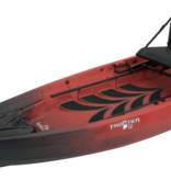 NuCanoe Frontier 12 With 360 Fusion Seat