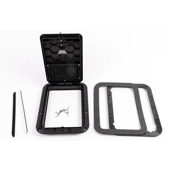 Rectangular Hatch Kit Vertical