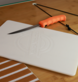 """Yak-Attack 1/4"""" Logo Cutting Board"""