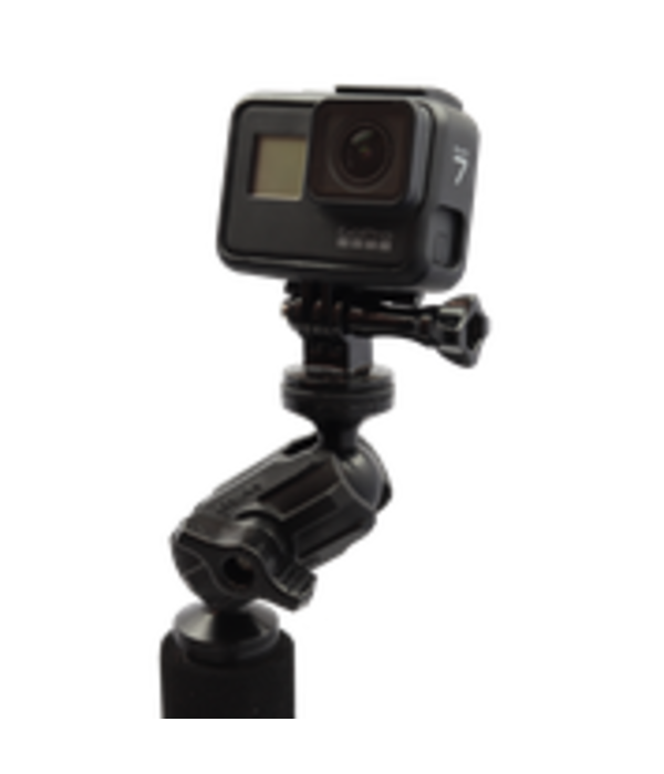 "Yak-Attack BoomStick Pro Camera Mount Includes 1/4""-20  And GoPro mount"