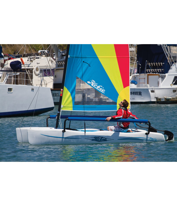 Hobie Backrest Set Wave Gray