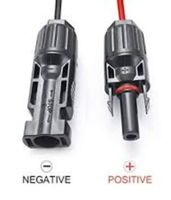 FPV-Power Waterproof Connector Set 60A Male/Female Set