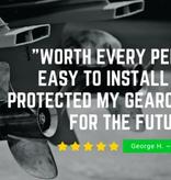 """Gator Guards SkegShield Mercury Gearcase & Verado 5.44"""""""