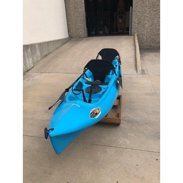 (Prior Year Model) 2007 Mirage Tandem Kayak Caribbean Blue