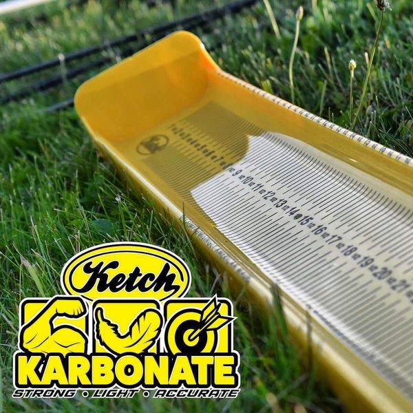 """26"""" Karbonate Board Yellow"""