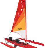Hobie (Prior Year Model) (Blem) 2020 Mirage Tandem Island (TI) Hibiscus Red
