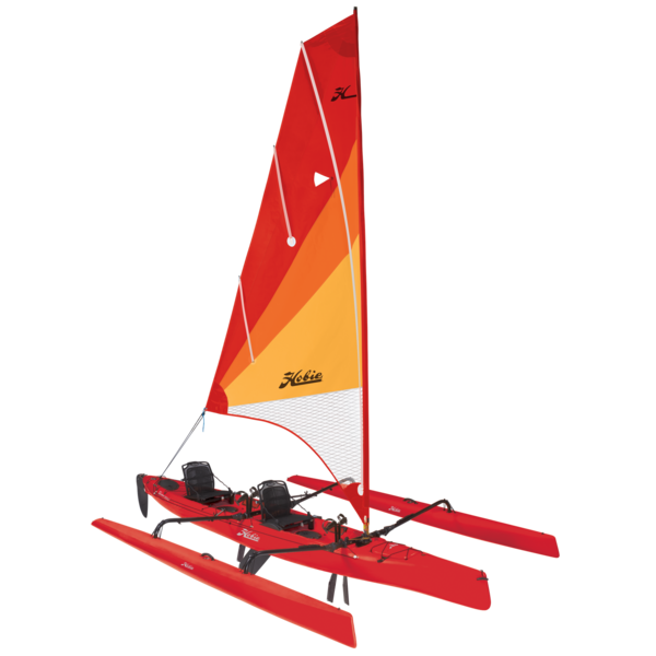 (Prior Year Model) (Blem) 2020 Mirage Tandem Island (TI) Hibiscus Red