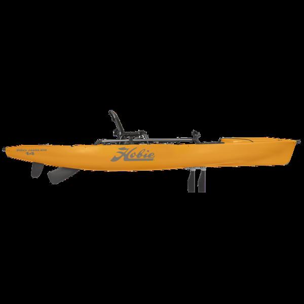 (Blem) 2020 Mirage Pro Angler 14 (PA 14) Orange Papaya