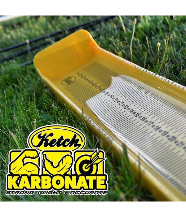 "Ketch Boards 32"" Karbonate Board Yellow"