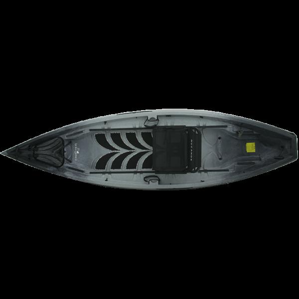 Frontier 12 Basic Decking Kit Thunderstorm (Black On White Camo)