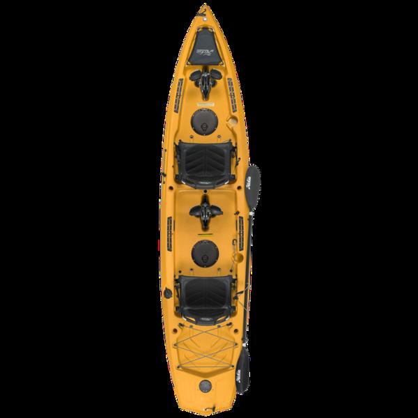 (Prior Year Model) (Blem) 2020 Mirage Compass Duo Orange Papaya