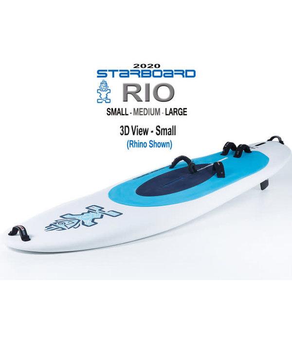 Starboard 2020 Starboard Rio S Long Tail Starlite