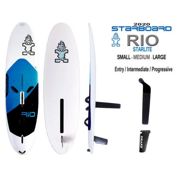 2020 Starboard Rio S Long Tail Starlite
