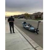 Pro Angler 14 Motor Mount