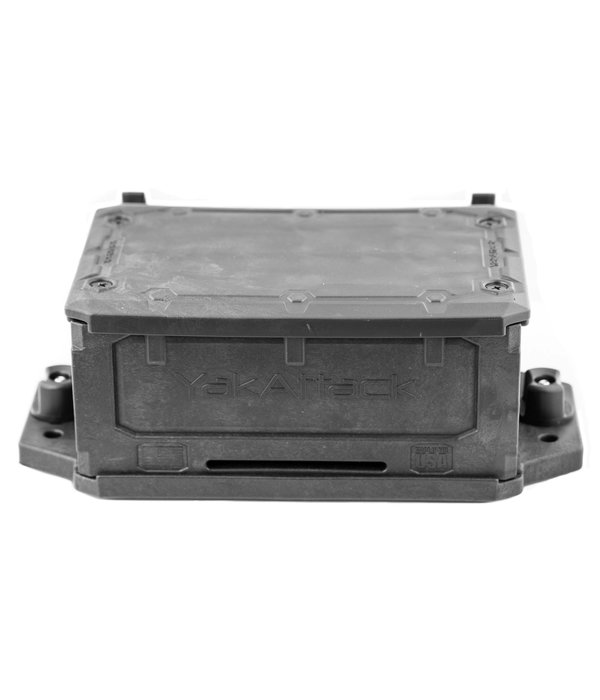 Yak-Attack CellBlok Track Mounted Accepts 7.2Ah And 9Ah Batteries Includes Box And Hardware (Gen2)