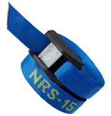 """NRS Watersports 1"""" HD Buckle Bumper Straps Pair"""